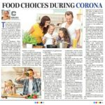 Food Choices During Corona
