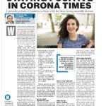Staying Positive in Corona Times