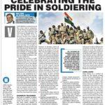 VIJAY DIWAS CELEBRATING THE PRIDE IN SOLDIERING