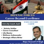 Defense Forces Career Beyond Excellence