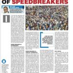 INDIA A COUNTRY OF SPEEDBREAKERS