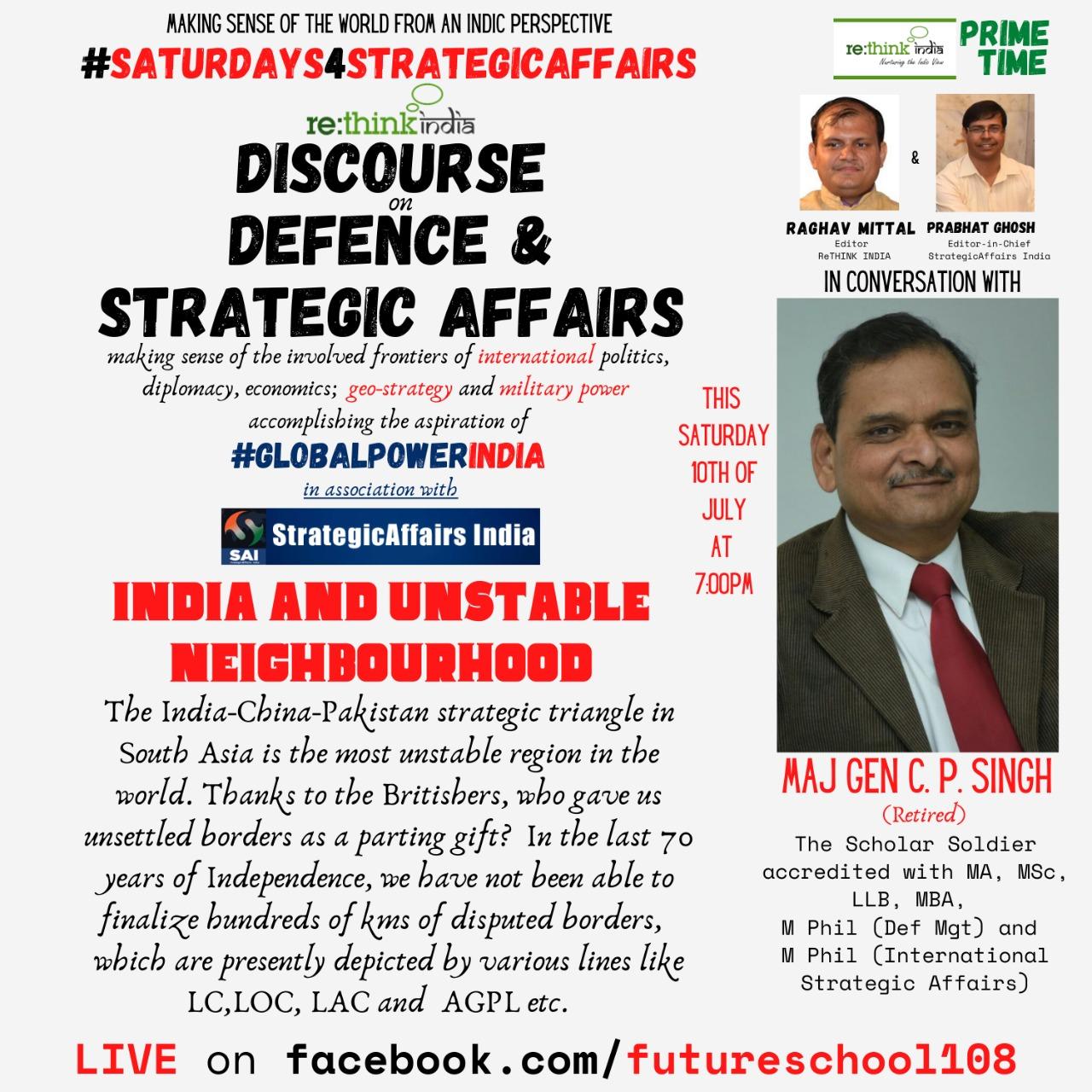 Strategic Affairs Discourse